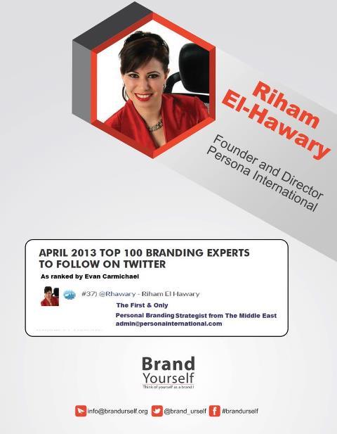 Personal Branding top 100